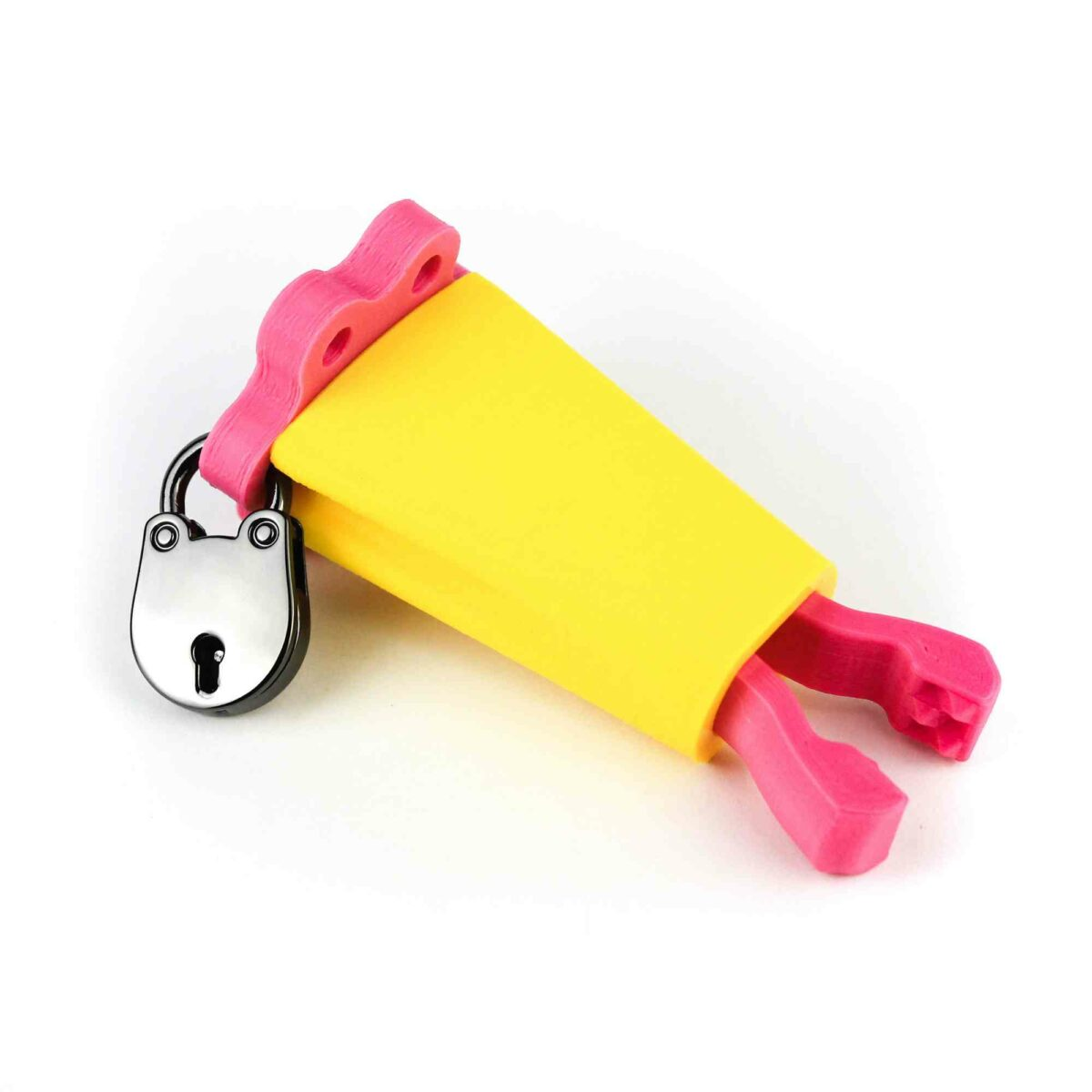 Lockable Nipple Clamps, Terrible Toyshop's signature heavy duty tweezer clamps